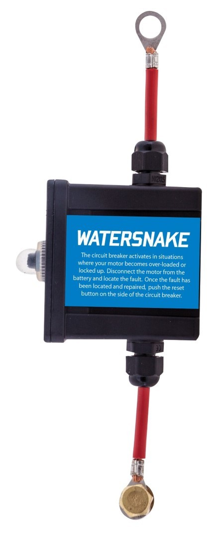 Watersnake 50 amp circuit breaker protects watersnake for Ebay motors shipping cost