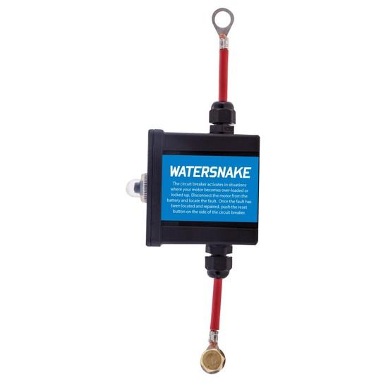 Watersnake 50 Amp Circuit Breaker Protects Watersnake