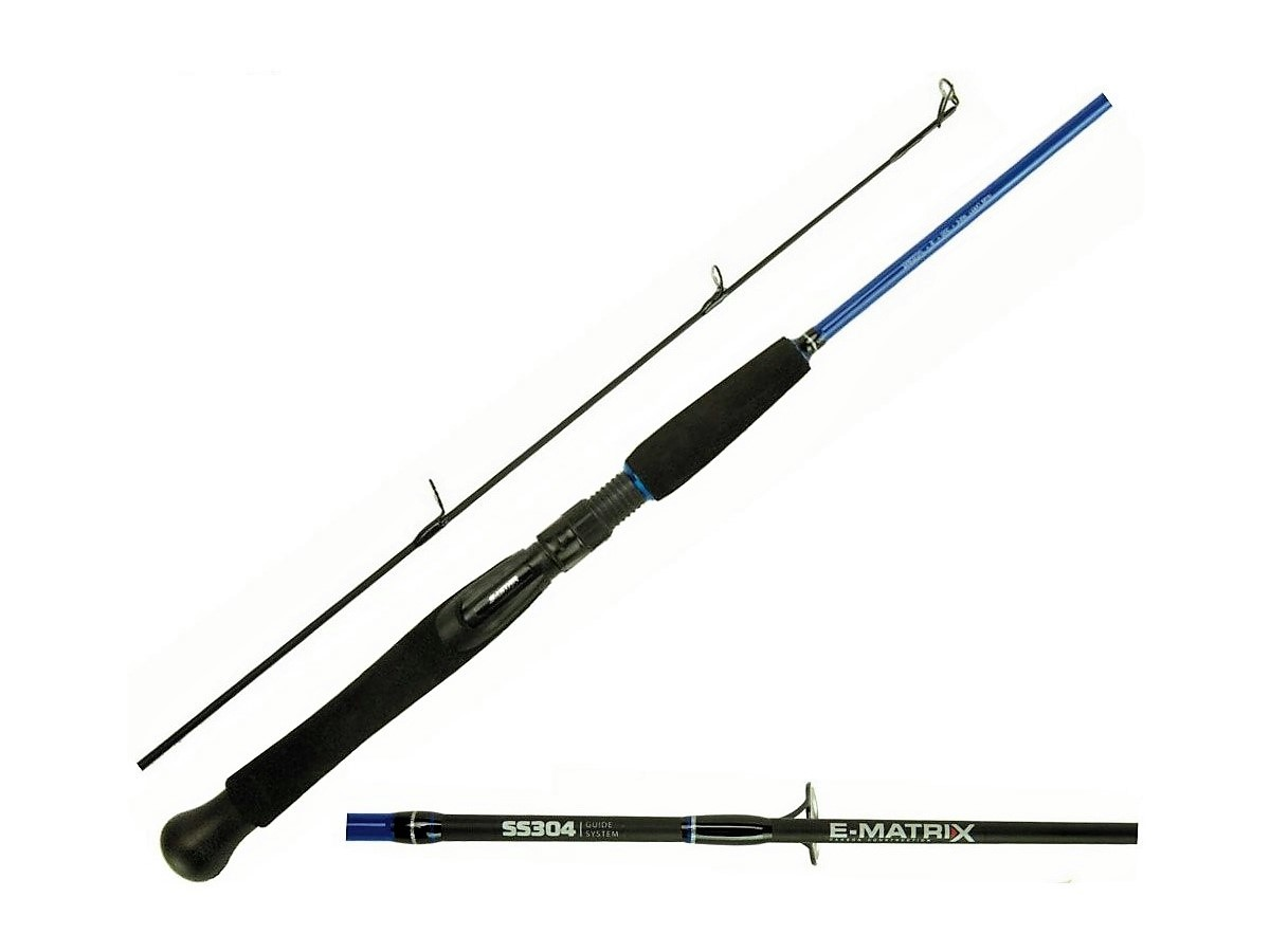 silstar proteus 2 piece graphite fishing rod - spin rod-choose the, Fishing Reels