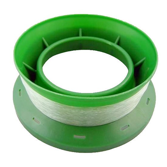 PRE RIGGED 4 INCH RING CASTER HAND LINE- 15lb x 100m GREAT FOR THE KIDS