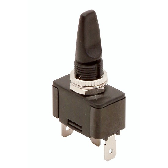Jarvis Walker Marine 3 Position Black Toggle Switch