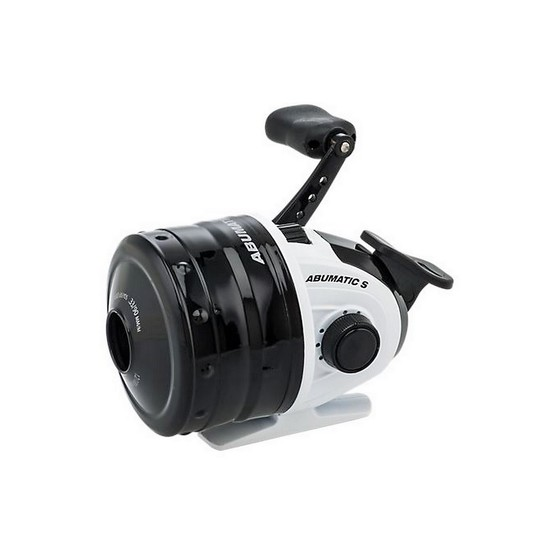 Abu Garcia Abumatic S10 Spincast Fishing Reel - Underspin Closed Face Reel