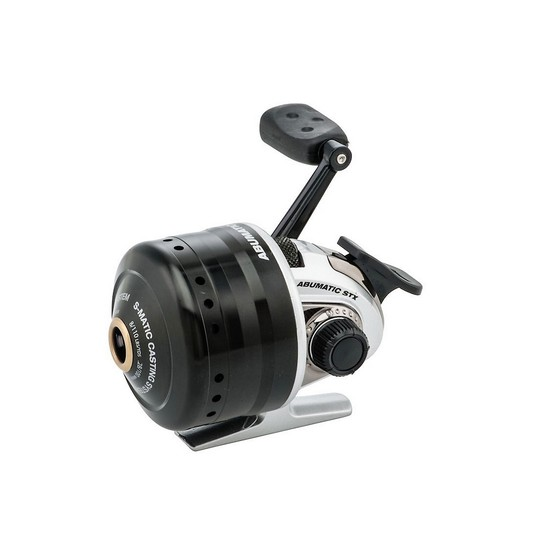 Abu Garcia Abumatic STX10 Spincast Fishing Reel - Underspin Closed Face Reel