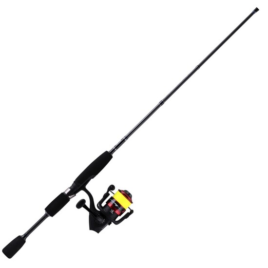 Abu Garcia 6'6 Salty Fighter 1-3kg Fishing Rod & Reel Combo-6'6 Rod/BM 20 Reel