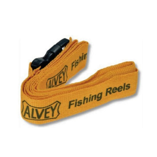 Alvey Quick Release Belt - 169cm Long - For Use With Bait & Rod Buckets