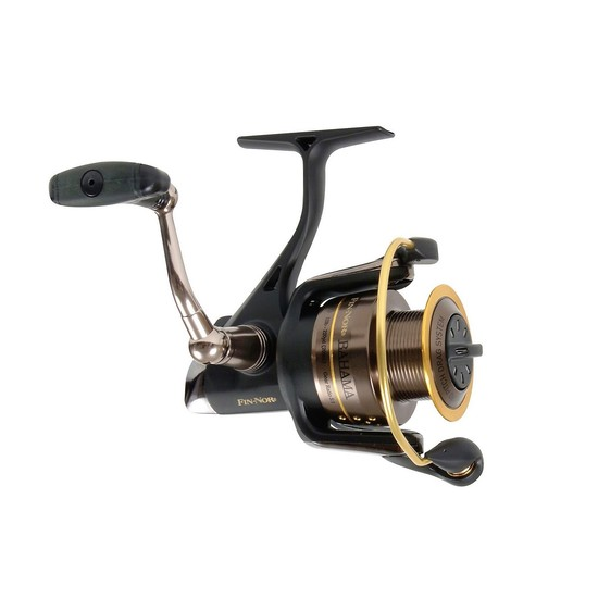 Fin-Nor Bahama 2000 Spinning Fishing Reel-5 Ball Bearings-Metal Body