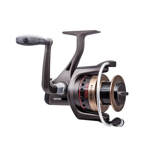 Fin-Nor Firepower 4000 Fishing Reel - Spinning Reel with 3 Ball Bearings