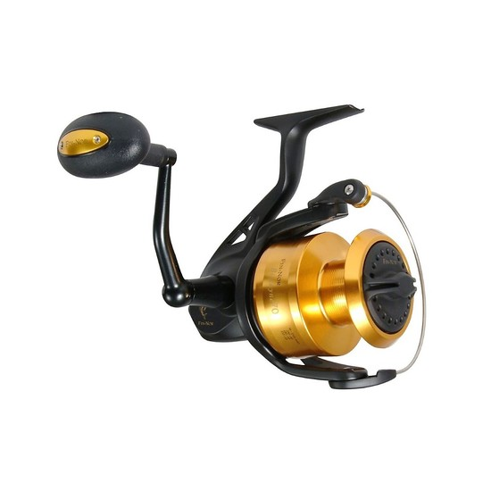 Fin-Nor Biscayne FBS 100 Fishing Reel - 4 Ball Bearing Spin Reel