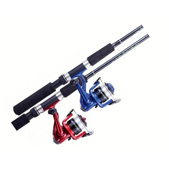 Jarvis Walker 2-4kg Water Rat 6ft Junior Combo - 2 Colours To Choose From