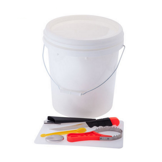 Jarvis Walker Fish Filleting Kit with 16L Bucket