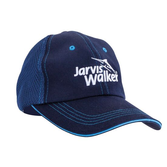 Jarvis Walker Embroidered Fishing Cap with Adjustable Velcro Strap