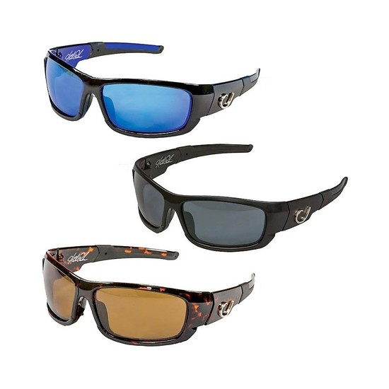 Mustad Hank Parker Polarized Fishing Sunglasses-Polarised Sunnies - HP101A