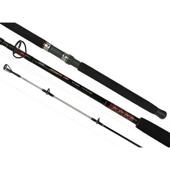 Silstar Power Tip 2-4kg 7ft 2 Piece Spin Fishing Rod - Nibble Tip