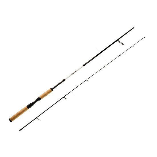 Silstar Tactical 2-5kg 7ft 2 Piece Fishing Rod-Graphite Spin Rod with Cork Grips