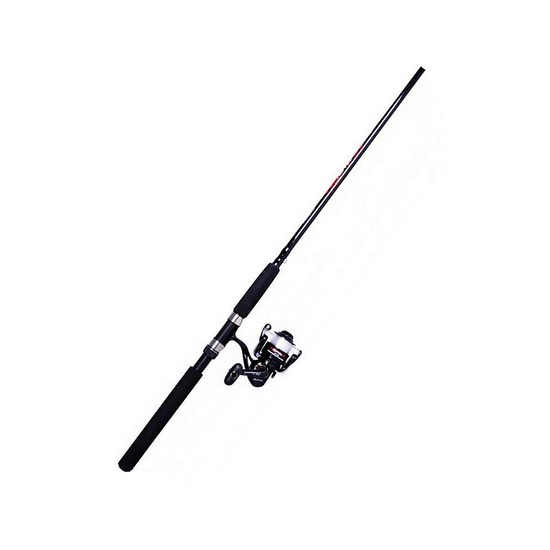 Shakespeare 7 ft Light Alpha Fishing Rod & Reel Combo- 1-4kg -2 Pce Rod/25Sz Reel
