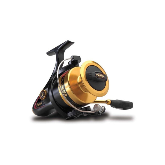 Penn Slammer 460 Fishing Reel - Spinning Reel-S/S Ball Bearings-Full Metal Body