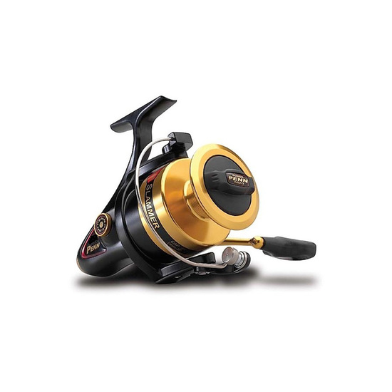 Penn Slammer 760 Fishing Reel - Spinning Reel-S/S Ball Bearings-Full Metal Body