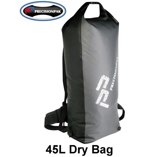 45L Precision Pak Arctic Seal Dry Bag - Waterproof Fishing Bag