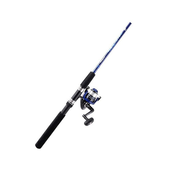 Shakespeare 6 ft Vigilante Fishing Rod & Reel Combo- 2-4kg - 2 Pce Rod/25Sz Reel