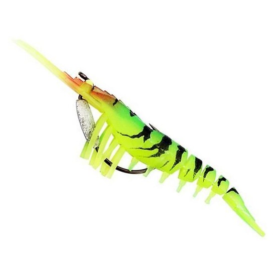 ZEREK LIVE CHERABIN-145mm PRE RIGGED LUMO EYES-COLOUR 22 - WITH BONUS JIG HEAD