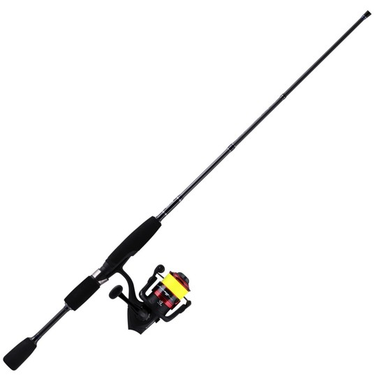 abu garcia 7ft salty fighter 1-3kg fishing rod & reel combo-7ft, Fishing Reels