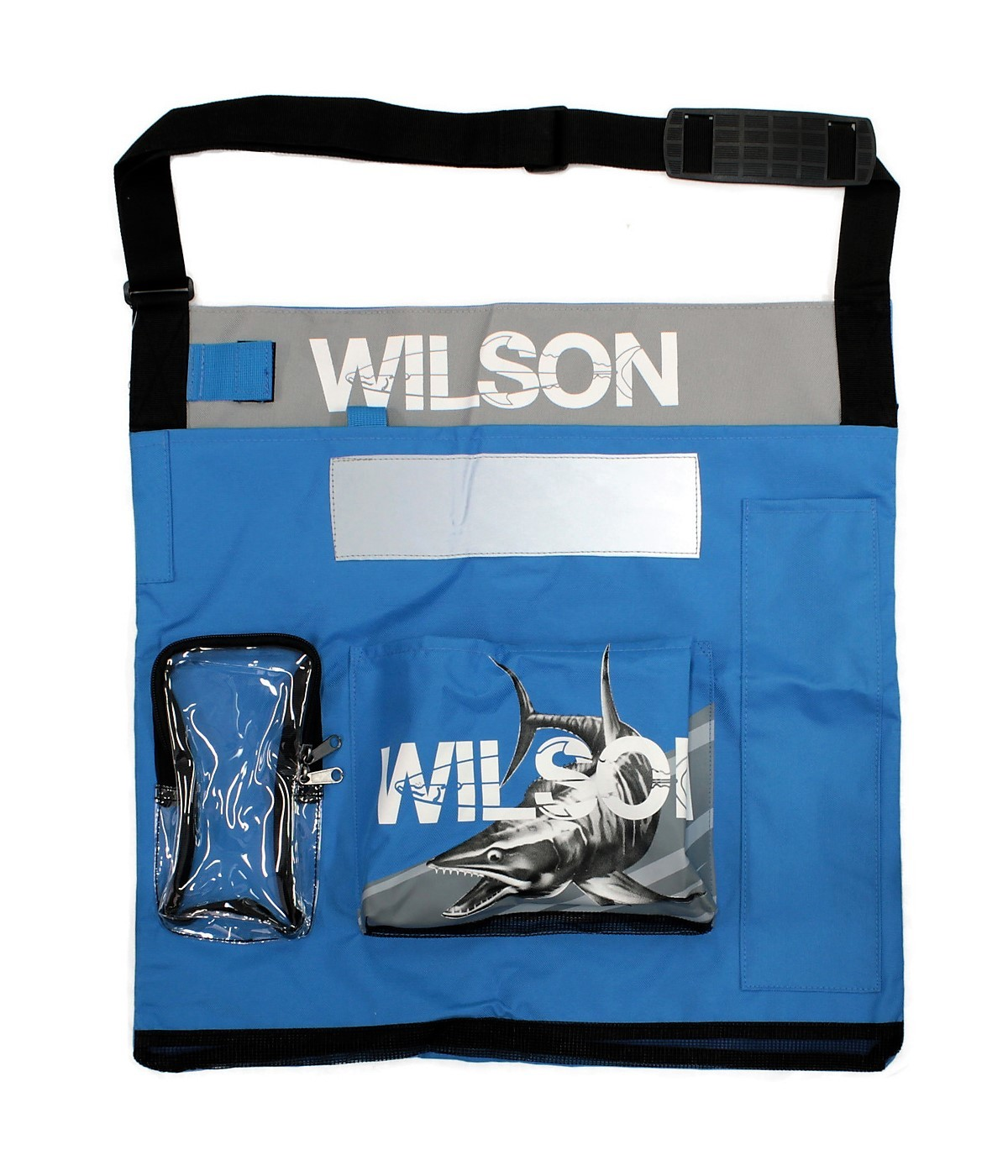 Wilson Deluxe Wading Bag With Phone Protector And Tackle Storage Pocket Kendal Tote Green