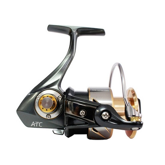ATC Valour Spinning Fishing Reel - 9+1 Ball Bearing Spin Reel
