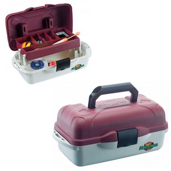 Flambeau 1512 Classic Series 1 Tray Fishing Tackle Box