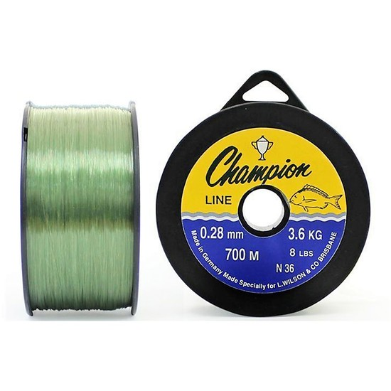 8LB FISHING LINE MADE IN GERMANY TOP QUALITY 3.6KG MONO