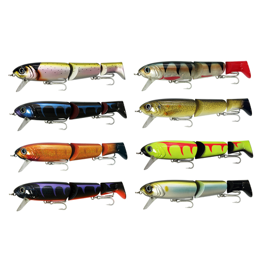 180mm Zerek Stalker Hard Body 63g Jointed Swimbait Fishing Lure