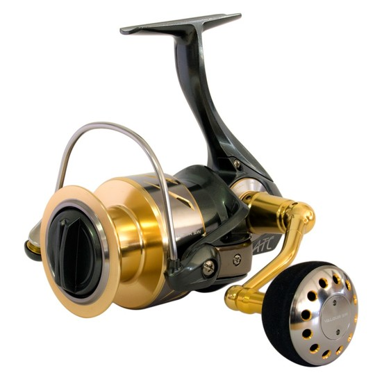 ATC Valour High Speed Spinning Fishing Reel - 10 Bearing Spin Reel