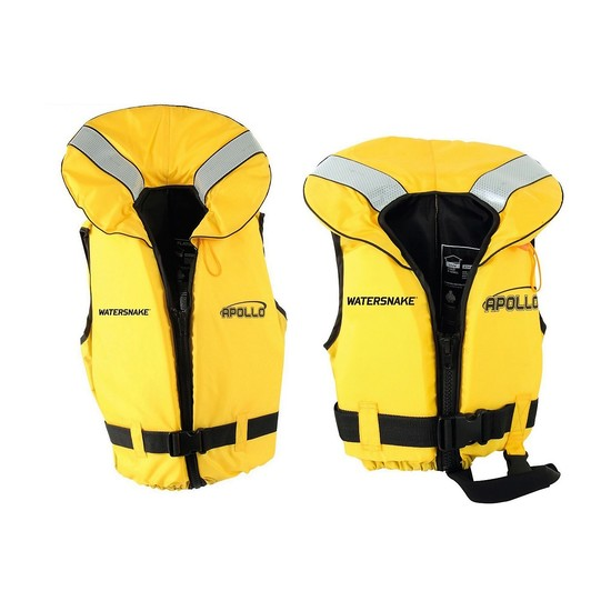 Watersnake Apollo Adult or Child Life Jacket - Level 100/Type 1 PFD