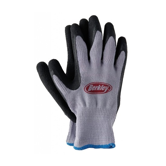 Berkley Rubber Coated Fish Grip/Filleting Gloves