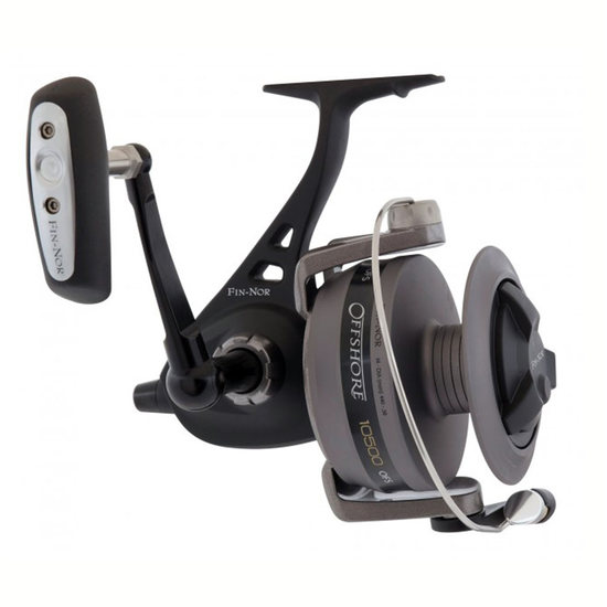 Fin-Nor Offshore-A Heavy Duty Spinning Fishing Reel - 4 Ball Bearing Spin Reel