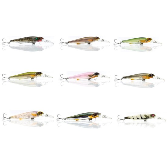 100mm Chasebait Gutsy Minnow Shallow Jerkbait Hardbody Fishing Lure