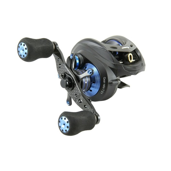 Okuma Helios TCS Low Profile Baitcasting Fishing Reel- 9 Ball Bearing Baitcaster