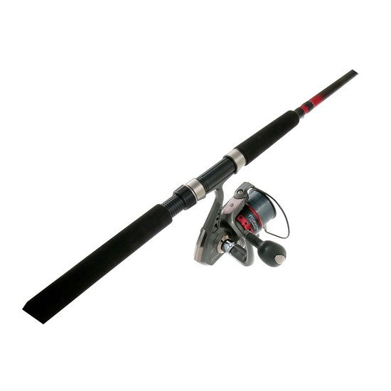 Jarvis Walker 6 ft Fishunter 2-4kg Fishing Rod and Reel Combo-6 ft Rod/20 Reel