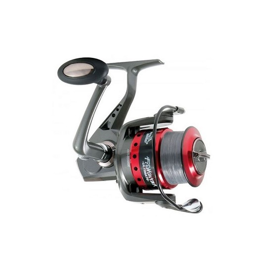 Jarvis Walker Fishunter Ultimate Fishing Reel - 3BB Spin Reel Spooled with Line