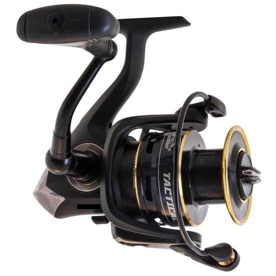 Jarvis Walker Tactical Spinning Fishing Reel - 4 Ball Bearing Spin Reel