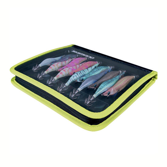 Shimano Egi Case - Holds up to 12 Squid Jigs - Squid Jig Wallet