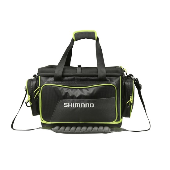 Shimano Extra Large Hard Top Premium Fishing Tackle Bag