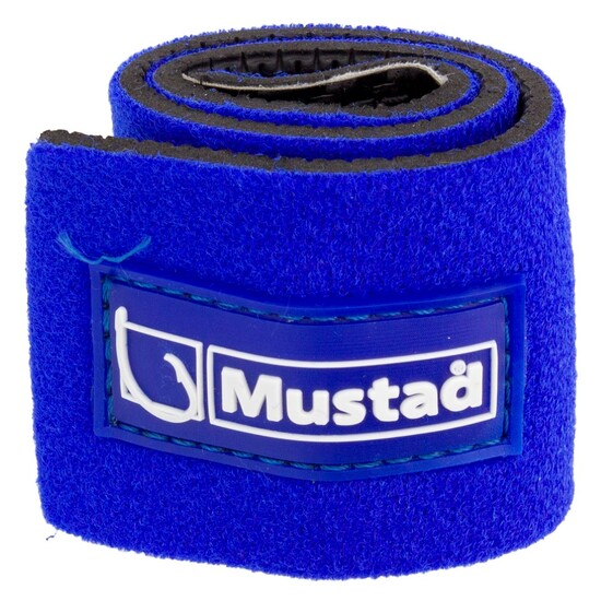 2 Pack of Mustad Neoprene Fishing Rod Wraps - Fishing Rod Bands