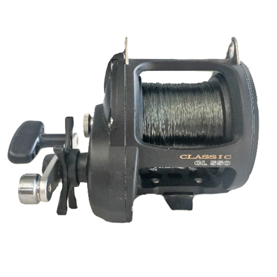 Okuma Classic CL 550 Overhead Fishing Reel with Star Drag