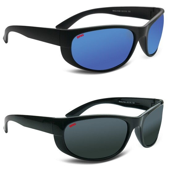 Rapala Visiongear Sunglasses with Polarized Lenses - Lightweight Fishing Sunnies
