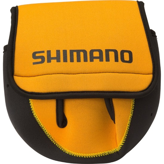 Shimano Neoprene Spinning Fishing Reel Cover - Reel Bag to Suit Spin Reels