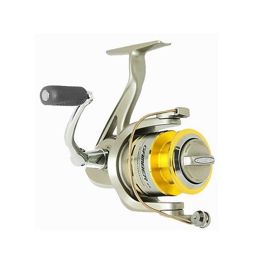 Silstar Gamber 40 Spinning Fishing Reel - Dual Stainless Steel Ball Bearings