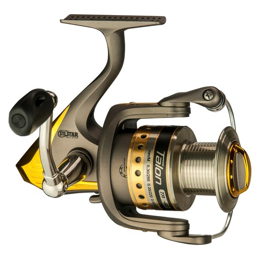 Silstar Talon 20 Spinning Fishing Reel - 4 Ball Bearing Spin Reel