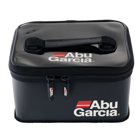 Medium Abu Garcia EVA Tackle Box 2 - Soft Tackle Box