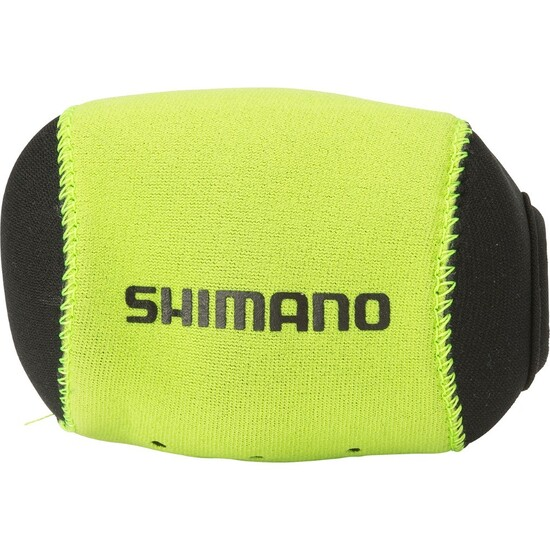 Shimano Small Neoprene Fishing Reel Cover to Suit Baitcaster Reels